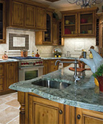 Granite Countertops Still Top List of Home Improvements